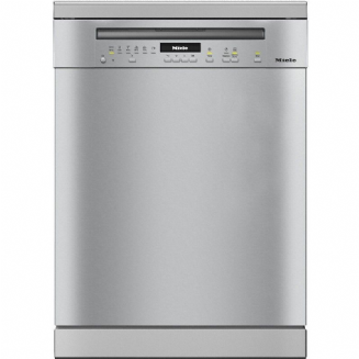 MIELE G7100 SC Clean Steel  Freestanding dishwashers with 3D MultiFlex tray